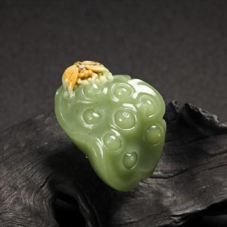 析木玉-一品清莲