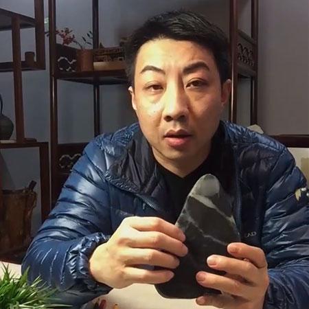 和田玉墨玉青花创作谈(视频)