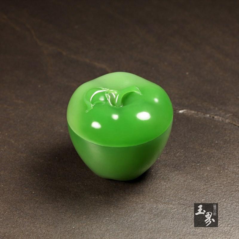 碧玉-苹果盒