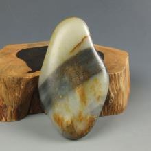 白玉青花籽料-原石