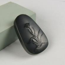 黑碧玉-蘭花