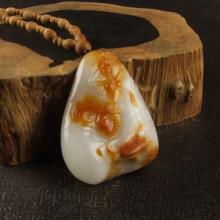 白玉籽料-天仙