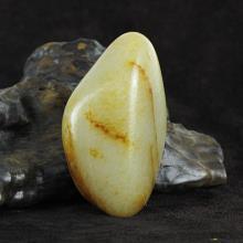 原石籽料-洒金皮原石
