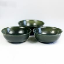 青玉-茶碗
