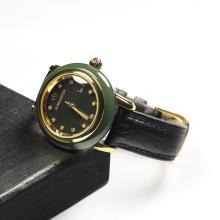 和田玉-青玉机械腕表(女款)
