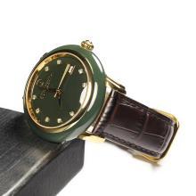 和田玉-青玉机械腕表(男款)