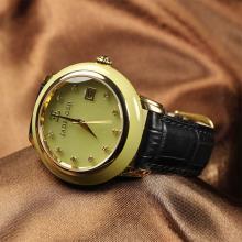和田玉-黄玉机械腕表(男款)