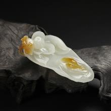 糖白玉-清馨荷韵香插