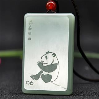 碧玉熊猫 陈小林