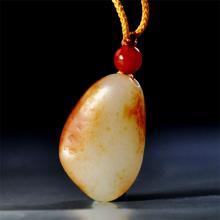 白玉籽料原石