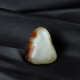 新疆和田红皮子料原石(不议价)