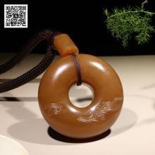 糖玉把件-平安环(特惠)