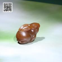 新疆且末料糖玉挂件-小兔子(特惠)