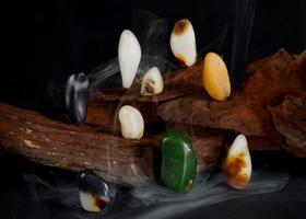 和田玉籽料原石之质子、玩料与做料