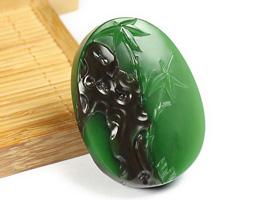 化腐朽为神奇的玉雕巧雕工艺——碧玉篇
