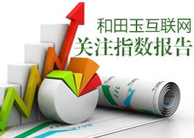 和田玉互聯網關注指數報告