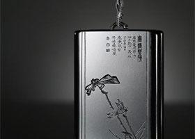 玉上的水墨丹青:玉雕的阴刻之美