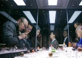 漆·玉合璧 !雲·幾—殷建国、谢震漆玉作品展在粤博开幕